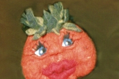 Hot Tomato Doll