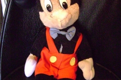 Mickey full front before