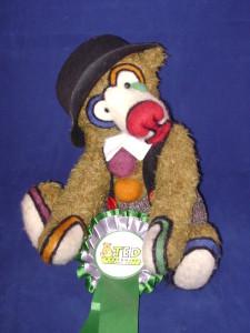 emmett clown bear