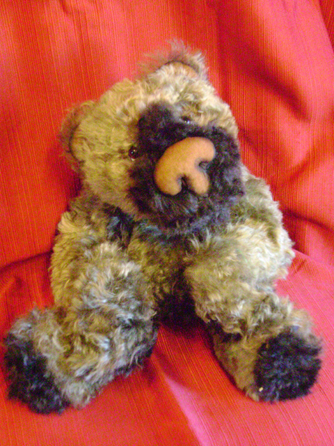 Mudge Teddy Bear